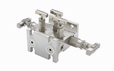 Industry-Leading Instrument Manifolds with Hy-Lok