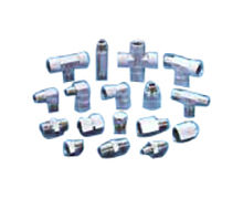 High-Pressure Stainless Steel Fittings with Hy-Lok