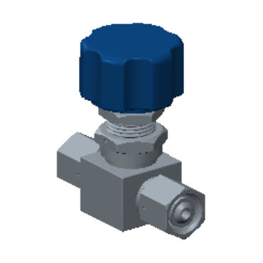 DV Series Diaphragm Valves With Hy-Lok Canada