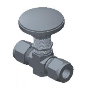integral bonnet needle valve canada