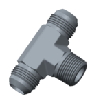 High-Performance Stainless Steel Flared Fittings with Hy-Lok